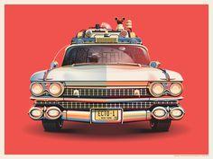 SOS Fantômes (Ghostbusters) est un film américain d'Ivan Reitman, sorti en 1984. Pour les 30 ans du film cette année, la Gallery 1988 propose une exposition itinérante qui présente le travail de plusieurs artistes sur l'univers du film. Des posters exclusifs disponibles sur le site de la galerie. Toutes les infos sur les dates et…