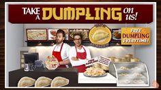 Take a Dumpling On Us. From Good Mythical Morning episode Will It Dumpling? - Taste Test