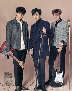 #인피니트 L Hoya Sunggyu - Singles Magazine 11th Anniversary September 2015