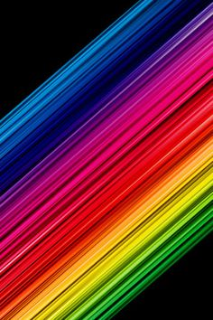 rainbow | Download Textures iPhone wallpaper, 'Rainbow Stripes'.