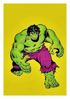 Classic Incredible Hulk by Sal Buscema and John Romita. Gay Hulk in the closet. Hulk Marvel, Marvel Comics Superheroes, Marvel E Dc, Hulk Avengers, Marvel Heroes, Dc Comics, Marvel Universe, Marvel Comic Character, Marvel Characters