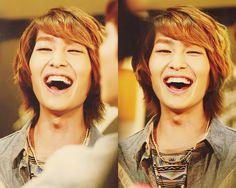 Onew... You know who he reminds me of? Hanson. That's who.