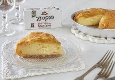 γαλακτομπούρεκο συνταγη Greek Sweets, Greek Desserts, Greek Recipes, Food Categories, Cornbread, Vanilla Cake, Banana Bread, Food To Make, French Toast