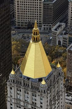 YannArthusBertrand2.org - Fond d écran gratuit à télécharger || Download free wallpaper - New York Life Building (New York Life Insurance Company), Midtown South, Manhattan, New York, États-Unis.