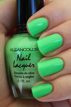 Kleancolor Bikini Green