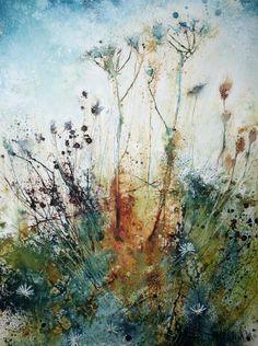 Stewart Edmondson Solo Show Watercolor Landscape, Abstract Watercolor, Abstract Landscape, Landscape Paintings, Watercolor Paintings, Abstract Art, Watercolours, Art Paintings, Landscapes