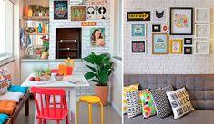 Como combinar a decoração da sua casa com o seu estilo