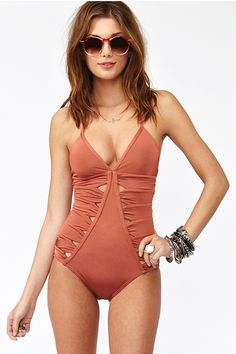 I want a one piece!