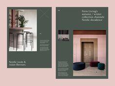 Nordic Furniture — Layout by Marko Cvijetic