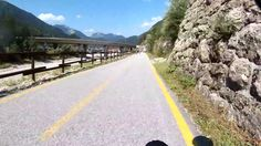 Countryside Cycling 2 -  Ciclovia  ALPE ADRIA from Tarvisio to Pontebba ...