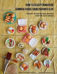 Image result for fimo food ideas