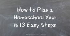 I've been at this homeschooling gig for more than a decade, and over the years…