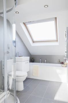 Bathroom Loft conversion