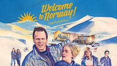 Welcome to Norway Welcome, Norway, Movies, Movie Posters, Art, Art Background, Film Poster, Films, Popcorn Posters