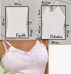 Costura,Patrones y mucho mas: Lenceria Underwear Pattern, Lingerie Patterns, Bra Pattern, Diy Bralette, Sewing Shirts, Pattern Drafting, Sewing Hacks, Crochet Bikini, Sewing Patterns