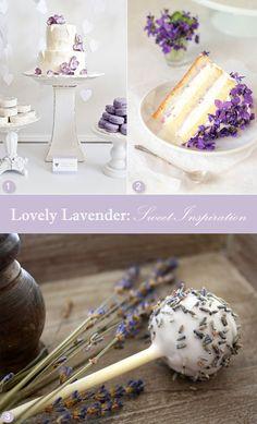 Lavender cake pops, lavender wedding cake, lilac sweets #lavender #cake #cakepops