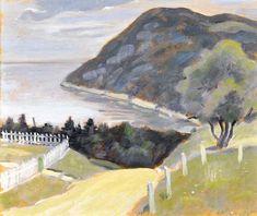 Port-au-Persil (c. 1952) - Jean Paul Lemieux