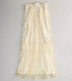 AE Lace Maxi Skirt