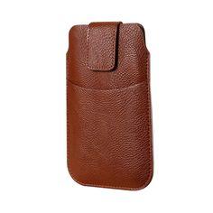 Universal Leather Vintage Retro Fashion Case Waist Pocket Style