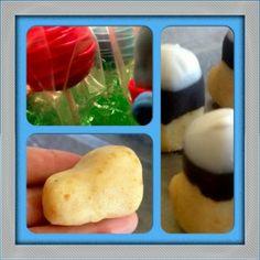 Thomas the Train Cake Pops! | La Hoot Bakery
