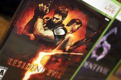 Resident Evil 5 & 6 for Xbox 360
