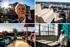 The Innovation Quarter is slated for more growth: In 2017, construction will begin on 340 apartment units and 5,000 sq. feet of retail space. | Mark Peterson/Redux Pictures for Politico Magazine