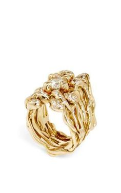 One of a Kind Goccioni Ring