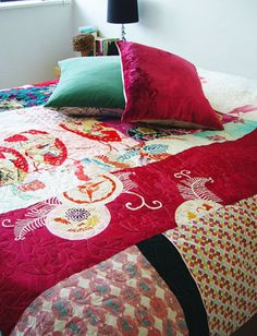 Haven Bespoke Quilts by Cassandra Ellis
