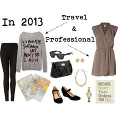 In 2013: travel and professional