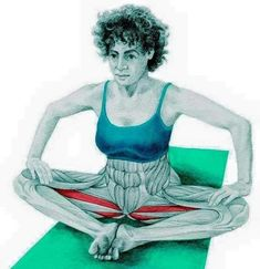 So what kind of muscles do you stretch when you do yoga? Look at these stretching exercises with pictures do find out - Vicky Tomin is a Yoga exercise Muscle Stretches, Stretching Exercises, Butterfly Pose, Butterfly Stretch, Massage Therapy, Yoga Meditation, How To Do Yoga, Yoga Fitness, Yoga Poses