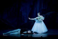 Svetlana Zakharova and Sergei Polunin in Giselle 2nd act