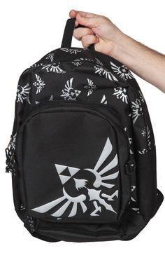 2cc2448a43 Zelda Backpack in collections Video Games   Nintendo   Zelda Bags   Back  Packs