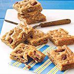 Toasted-Pecan Blondies Recipe | MyRecipes.com