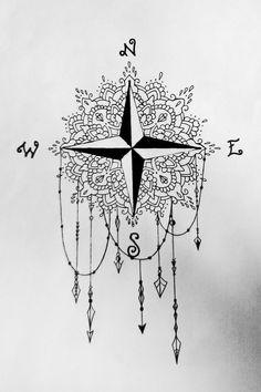 creating tattoos first step/создание тату первая стадия