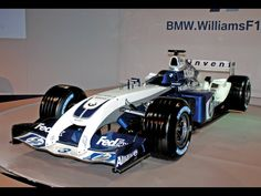 williams bmw f1 | Williams F1 1