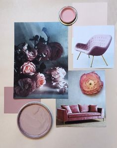 How-to-create-a-color-mood-board-EclecticTrends #moodboard
