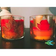 Just got done #recycling a couple of used Bath & Body Works candle jars! Can you guess what scent these #homemade candles are❓  If you'd like a quick run through of how you can make your own for less than $4 per candle, leave a comment below! . #upcycle #reuse #diy #project #candlemaking #wax #doityourself #weekend #craft #bathandbodyworks Reuse Candle Jars, Bath And Bodyworks, Homemade Candles, Candlemaking, Candels, Body Works, Repurpose, Empty, Dyi