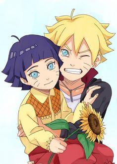 Siblings Himawari & Bolt Uzumami