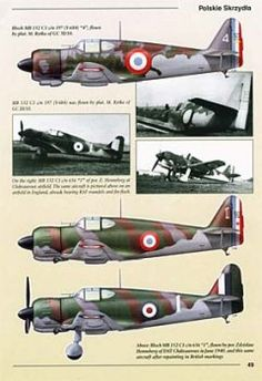 French Morane MS 406C1, CR 714C1, MB 151/152