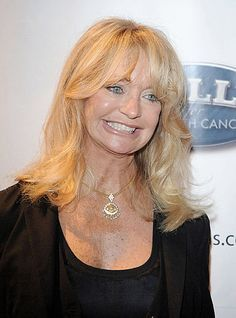 Image result for how to lighten eyebrows to goldie hawn's color