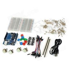 Y1204 Atmega328 UNO Development Board Kits for Beginners. Model Y1204 Quantity 1 Color Transparent Material Immersion gold board Features Arduino is a Simple I/O operating platform base on open source code and with Processing/Wiring development environment similar to Java, C. Great for DIY protects. Specification 0~13 digital I/O, 0~5 Analog I/O, suppprts ISP download function, Atmel Atmega328 microprocessor Application Great for Arduino beginners Packing List 1 x Module 1 x USB cable (57cm)…