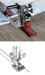 Janome - Accessories: Roller Foot