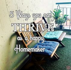 What is your number one goal as a Homemaker?  Mine is to be happy. To be content, and humble in my Homemaking. This is my number one goal as a Homemaker. I truly hope that it is yours too!  Yes, each day may have its own challenges, frustrations, trials, and unplanned happenings. What is important is the way our mindsets as Homemakers are towards it. We do need to be realistic about life, but we are allowed to be happy and humble at the same time.