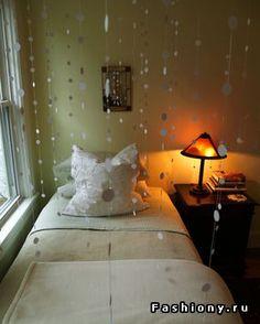 Украшаем комнату / как украсить комнату своими руками
