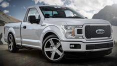 Classic Pickup Trucks, Ford Pickup Trucks, Car Ford, Lowered Trucks, Lowered F150, Ford Lightning, Single Cab Trucks, Sport Truck, Ford Raptor