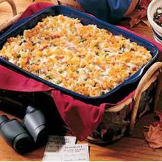 Perfect Potluck Chicken Casserole