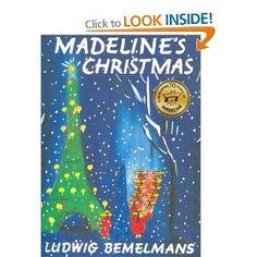 Madeline's Christmas: Amazon.co.uk: Ludwig Bemelmans: Books