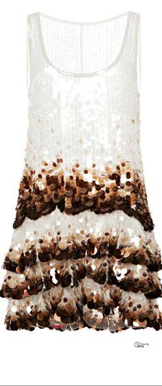 Marc Jacob Fall 2014, Sequin Mini Dress   The House of Beccaria#