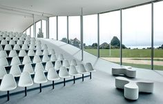 the rolex learning center, university of lausanne