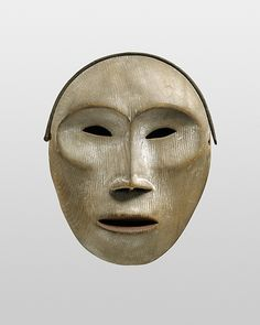 Face Mask | Yup'ik | The Met